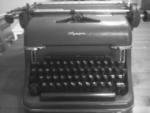 Olympia SG-1, 1959